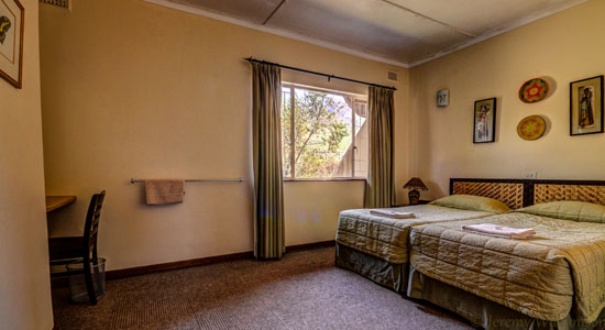 Drakensberg Accommodation Self catering 6 Bed Cottage Thendele Camp Royal Natal Park KwaZulu-Natal
