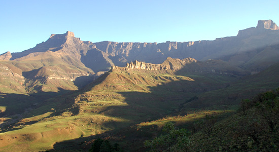 Thendele Camp,panoramic,views,Amphitheatre,Drakensberg,Self-Catering,Accommodation,