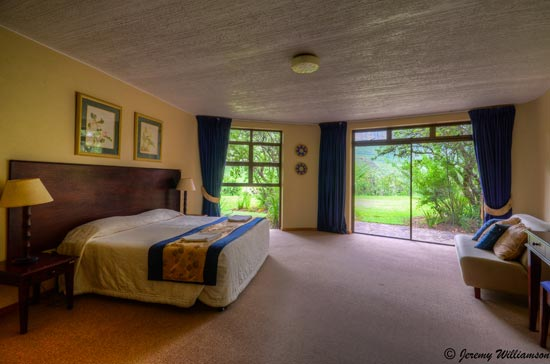 Main Bedroom - Thendele Camp