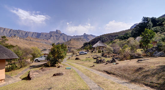 Upper Camp Thendele Camp Self-Catering Drakensberg Accommodation Royal Natal Park South Africa